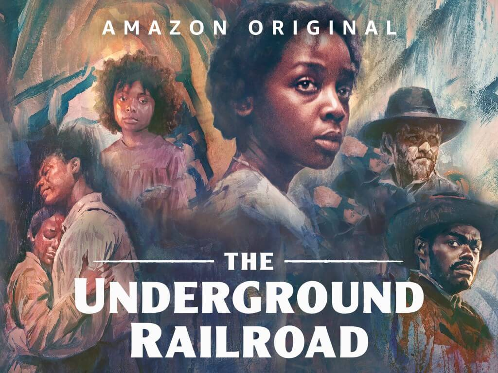 Recomienda una Serie - Página 6 The-Underground-Railroad