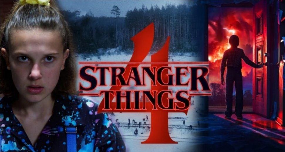 Netflix estrena un nuevo teaser de 'Stranger Things 4'